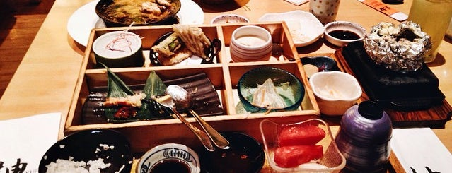 Yuzu Japanese Restaurant is one of Yummy delicious food/places to try :).