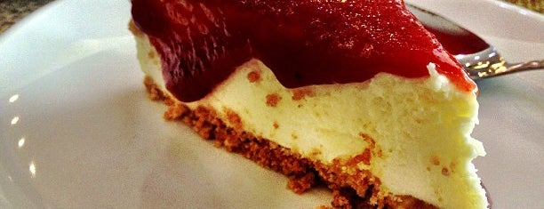 CheeseCakeria is one of Cantinhos Favoritos.