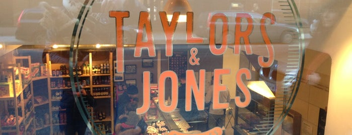 Taylors & Jones is one of Stockholm.