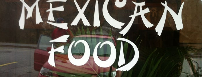 Taqueria Fast is one of Asheville All-in-All.