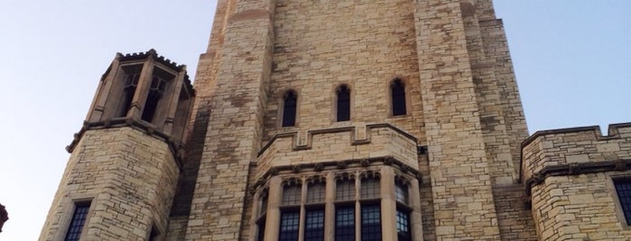 University of Toledo is one of Favorite Places.