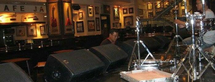 Hard Rock Cafe Putrajaya is one of Ong's List.