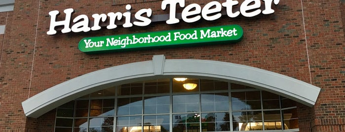 Harris Teeter is one of The 15 Best Places for Cupcakes in Charlotte.