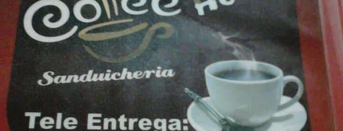 Coffee House Sanduicheria is one of WiLL.