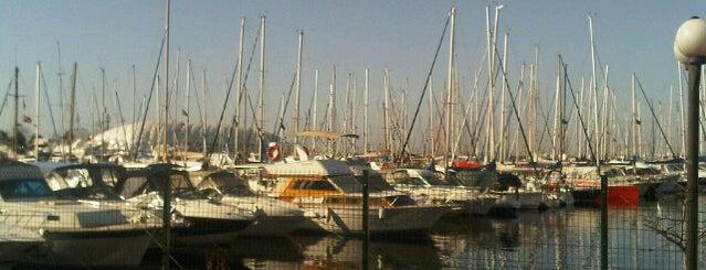 Kalamış Marina is one of Bağdat Caddesi ve Civarı.