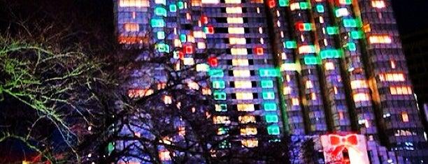 グランドプリンスホテル赤坂 ブルーガーデニア is one of 食べ放題.
