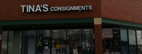 Tina's Consignment is one of Guide to Gaithersburg's best spots.