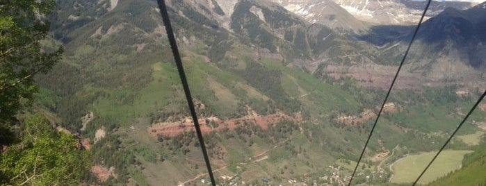 Telluride Gondola is one of USA 2012.