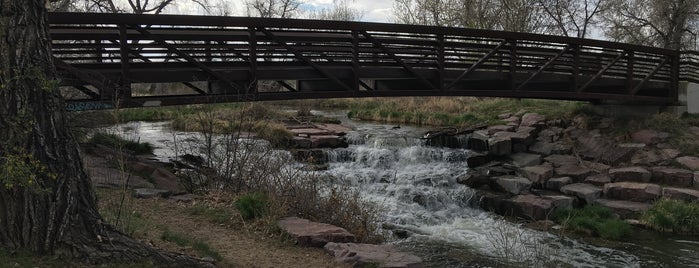 Hentzel Park is one of Everywhere I've been in the Denver Metro.