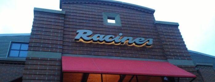 Racines is one of Been there... like it.