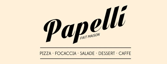 Papelli is one of Paris.