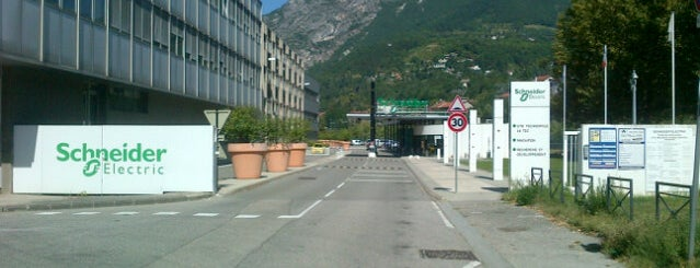 Schneider Electric 38TEC is one of Top 10 favorites places in Grenoble, France.