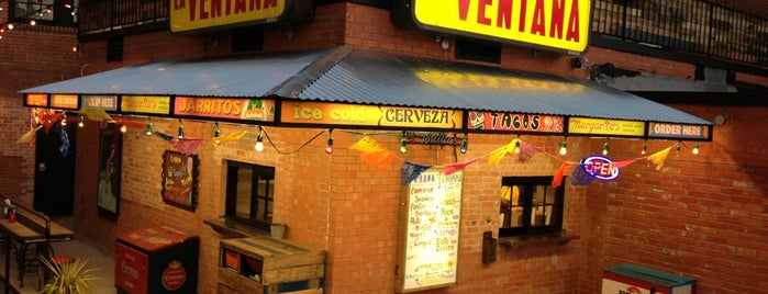 La Ventana is one of Central Dallas Lunch, Dinner & Libations.