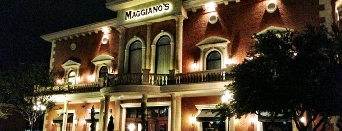 Maggiano's Little Italy is one of The 15 Best Places with Good Service in Plano.