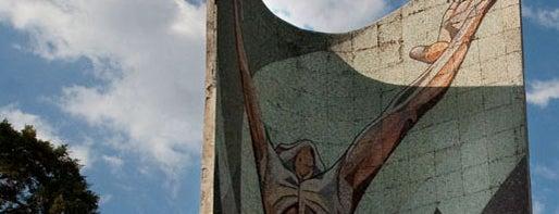 Monumento a la Revolución is one of San Salvador #4sqCities.