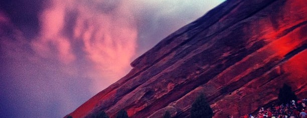 Red Rocks Park & Amphitheatre is one of I Want Somewhere: Sights To See & Things To Do.