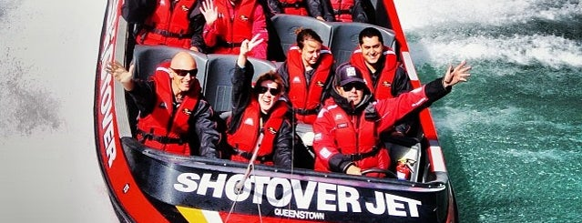 Shotover Jet is one of NZ to go.
