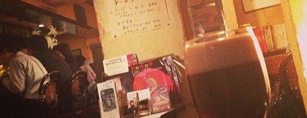 トロワ・シャンブル is one of 珈琲の名店12選+α(東京).