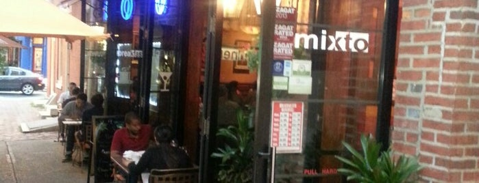 Mixto Restaurant is one of Philadelphia.