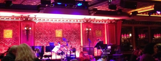 Feinstein's/54 Below is one of USA NYC MAN Midtown West.