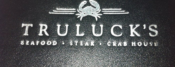 Truluck's is one of Restaurantes.
