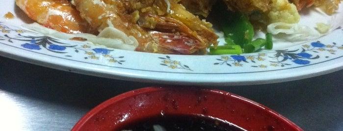 Ikan Bakar Parameswara is one of Top 10 dinner spots in Melaka,Malaysia.