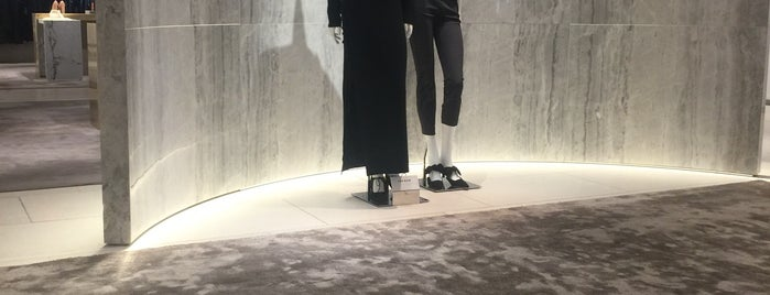 Calvin Klein Collection is one of Top picks for Clothing Stores.