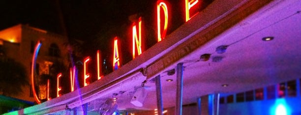 Clevelander South Beach Hotel and Bar is one of The 15 Best Places for Tropical Drinks in Miami Beach.