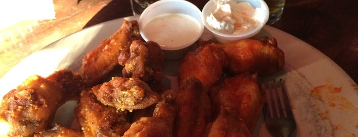Wild Wing Cafe is one of The Best Wings in Every State (D.C. included).