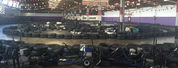 North City Indoor Raceway is one of Fun Group Activites around New Zealand.