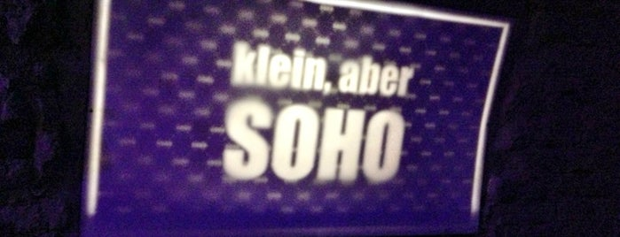 SOHO is one of Out and running in Mannheim.