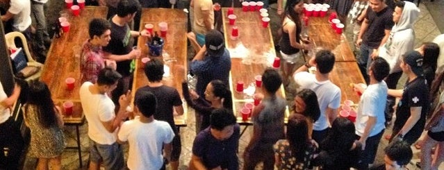 The Sherwood Place is one of The 15 Best Places with Live Music in Manila.