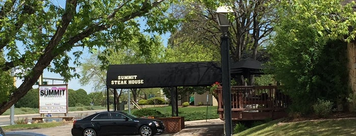 Aurora Summit Steak House is one of Time for a steak tour.