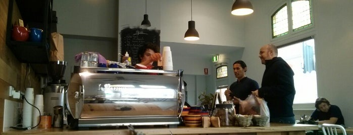 Rustic Cafe is one of The Best of South Yarra.
