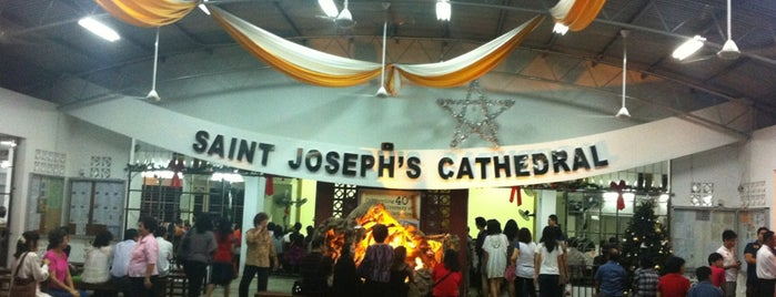 St. Joseph's Cathedral Church is one of miri.