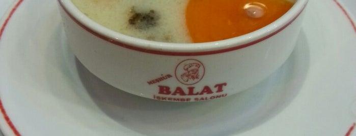 Meşhur Balat İşkembecisi is one of Istanbul - food truck.