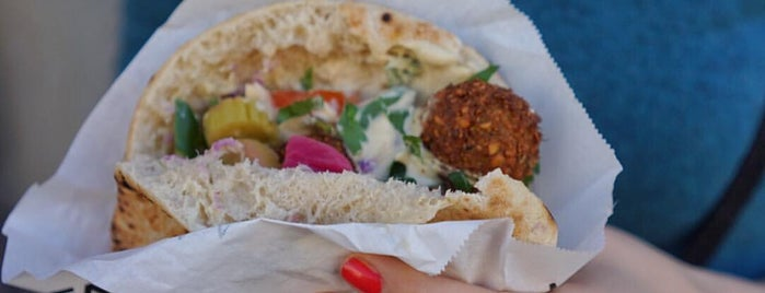 Falafelbaren is one of Prosume Stocholm.