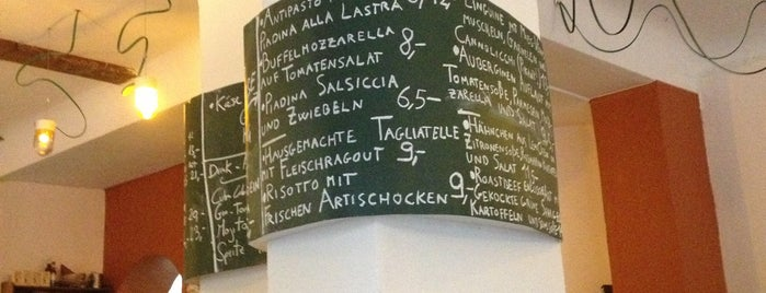 Osteria Sippi is one of Berlin go.