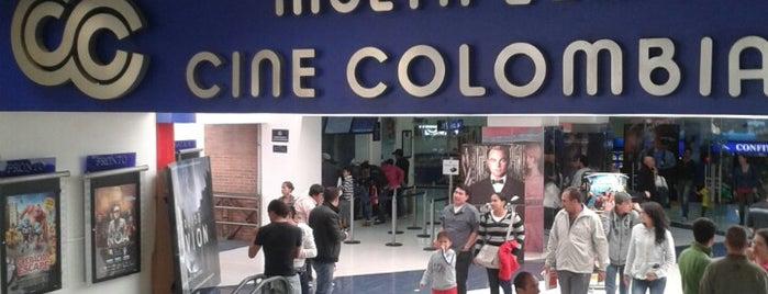 Cine Colombia | Metrópolis is one of Top picks for Movie Theaters.