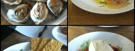 Saltyard is one of Restaurants ATL.