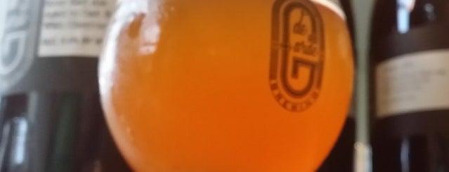 de Garde Brewing is one of Beer / RateBeer's Top 100 Brewers [2015].