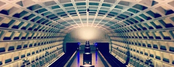 Federal Center SW Metro Station is one of Washington D C.