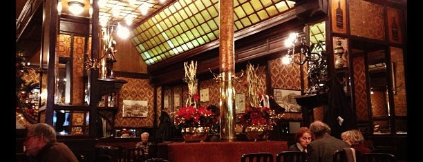 Le Cirio is one of Brussels: the insider's guide.