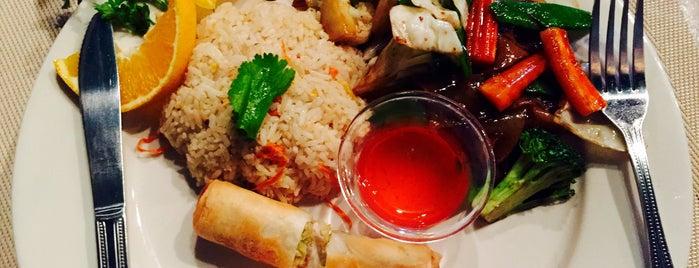 Thai Pepper is one of HOU Asian Restaurants.