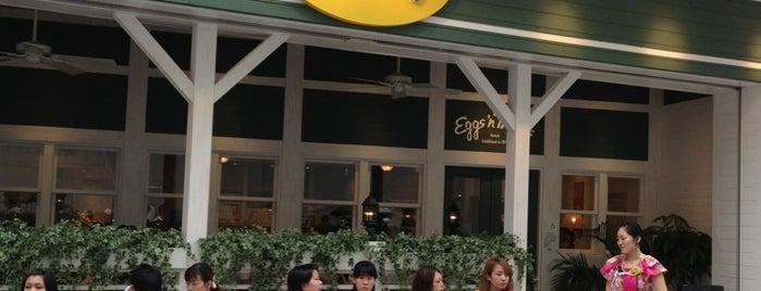 eggs'n things 心斎橋店 is one of 大阪 甘いもの.