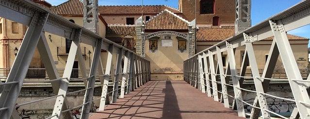 Puente de los Alemanes is one of Qué visitar en Málaga.