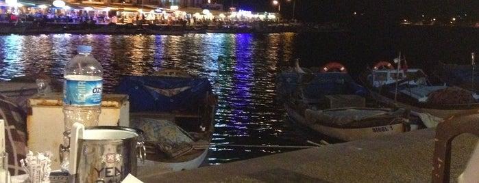 Celep Balık Restaurant is one of İzmir'de balık nerede yenir?.