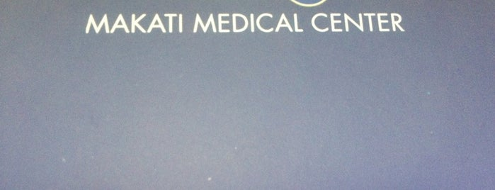 Makati Medical Center is one of Manila.