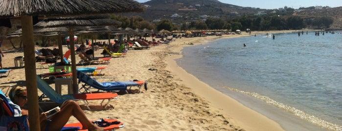 Parasporos Beach is one of Paros Top.