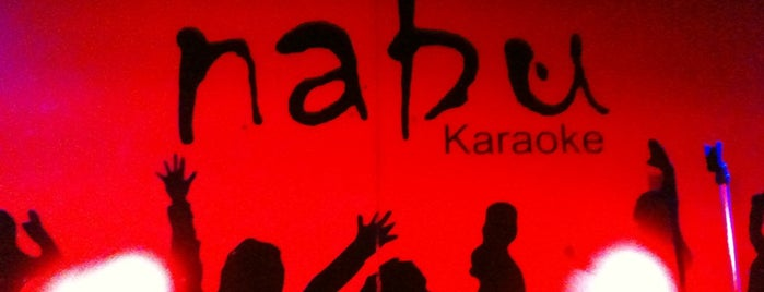 Nabu Karaoke is one of Nocturno.